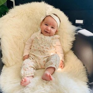 Baby Lamsvacht WOOOL